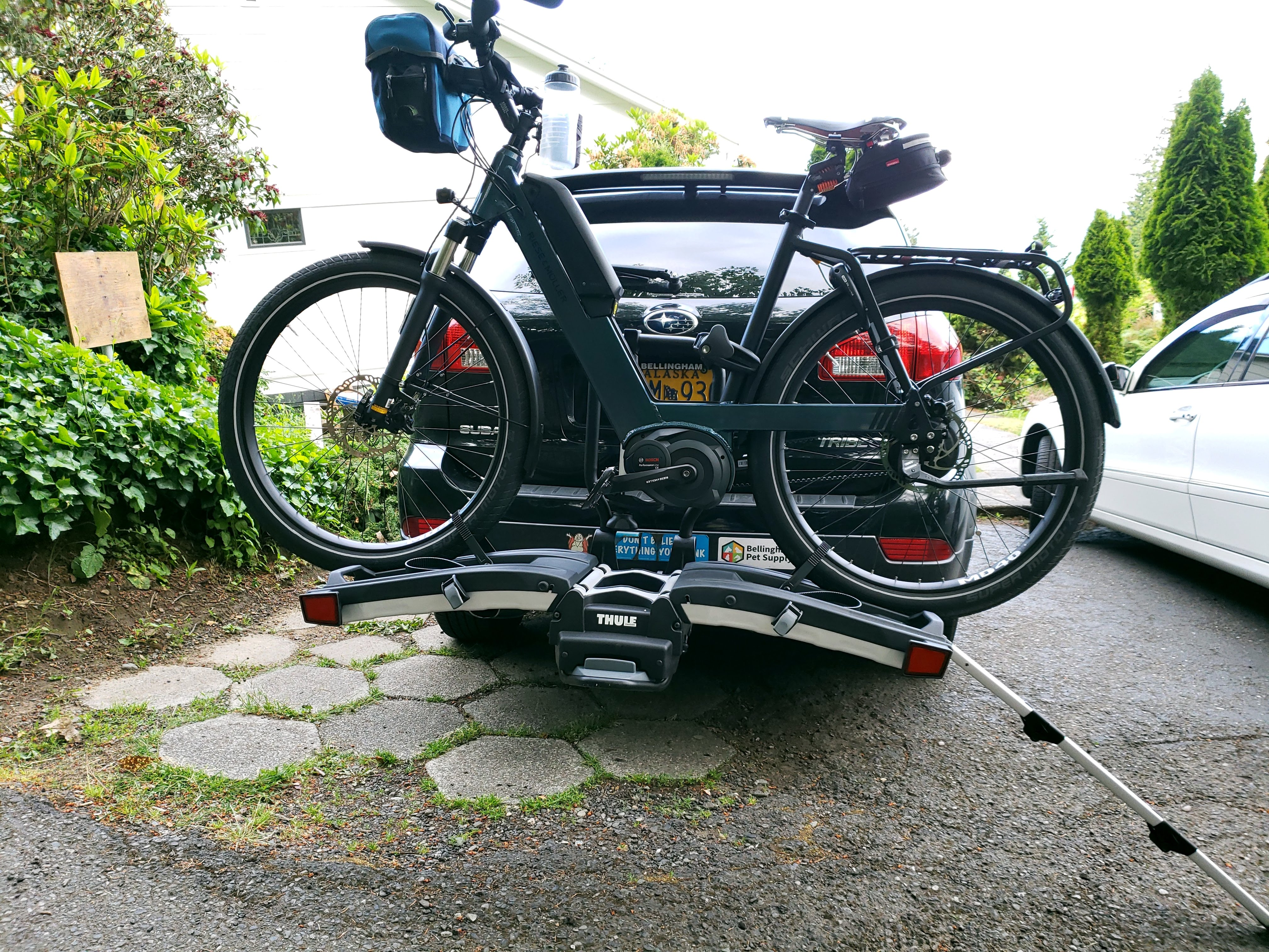 rack and roll bike carrier review