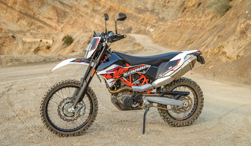 2017 ktm 690 enduro r review