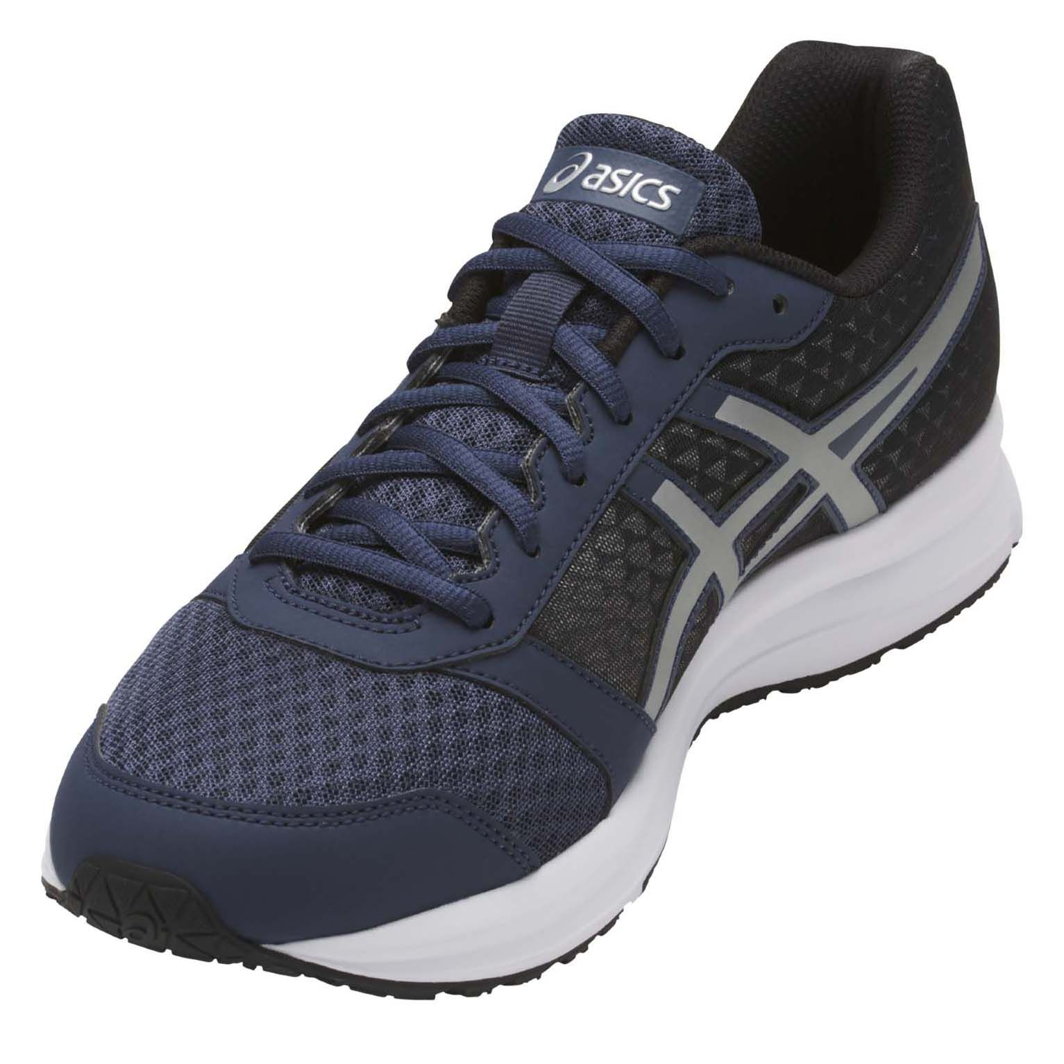 asics patriot 8 mens review