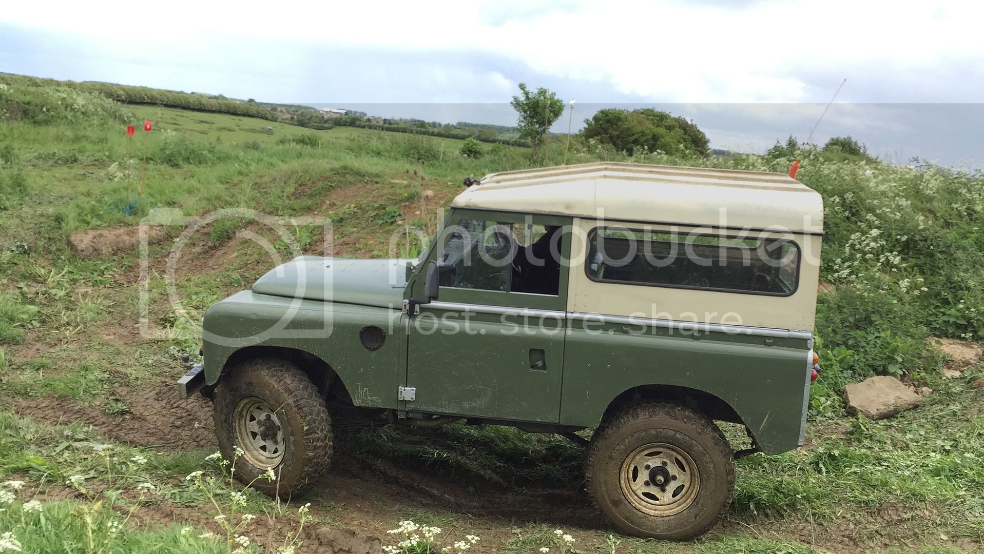 land rover parabolic springs review