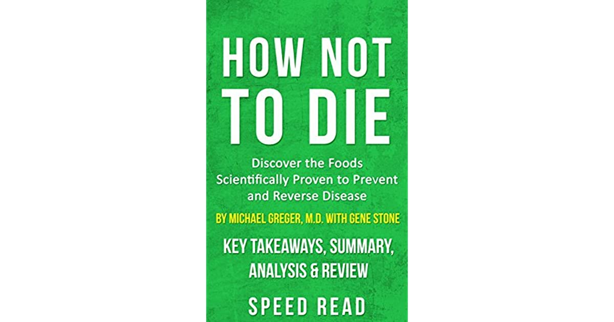 how not to die book review