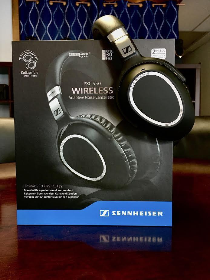 sennheiser wireless bluetooth noise cancelling headphones review