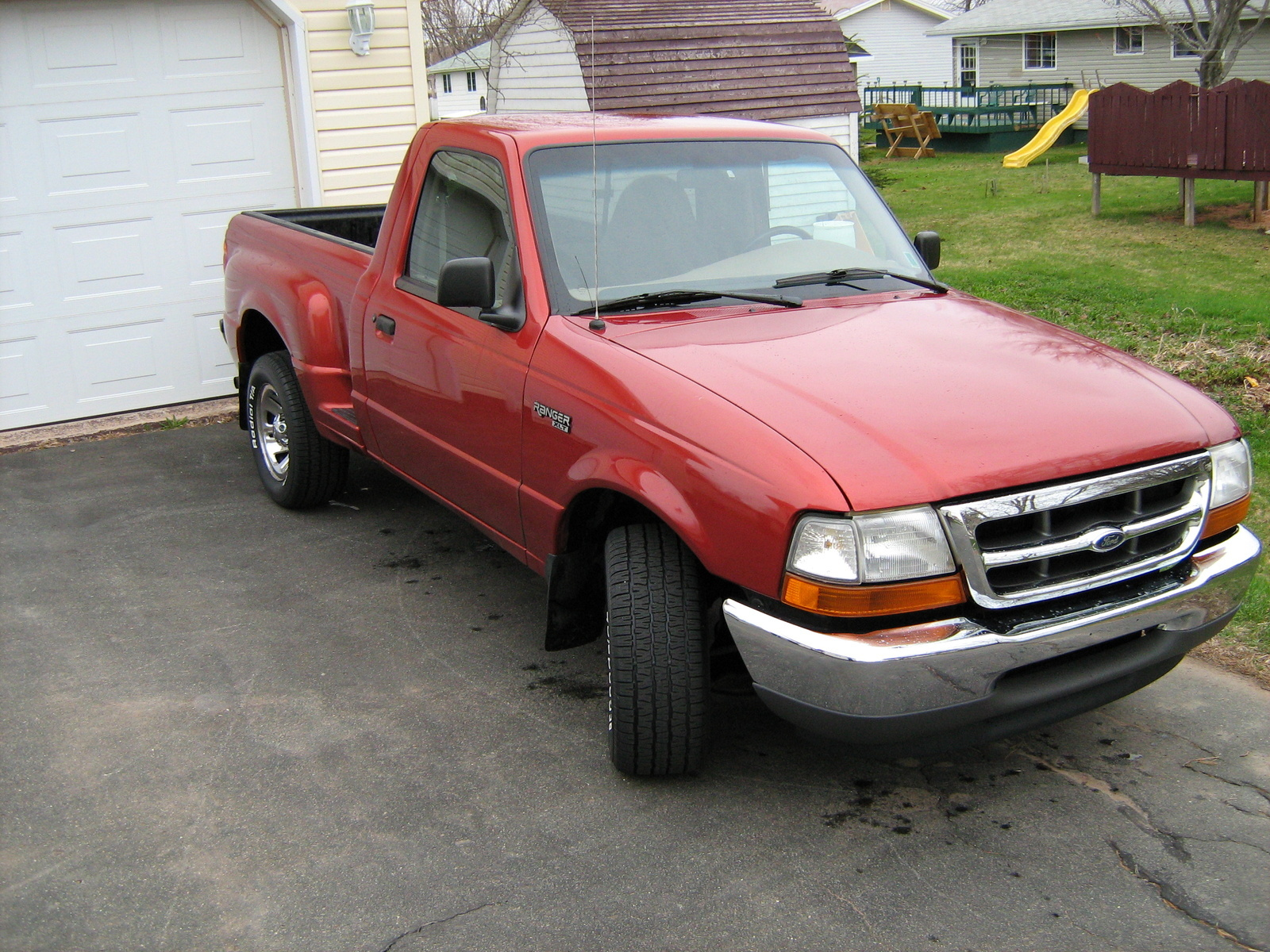 2004 ford courier 4x4 review