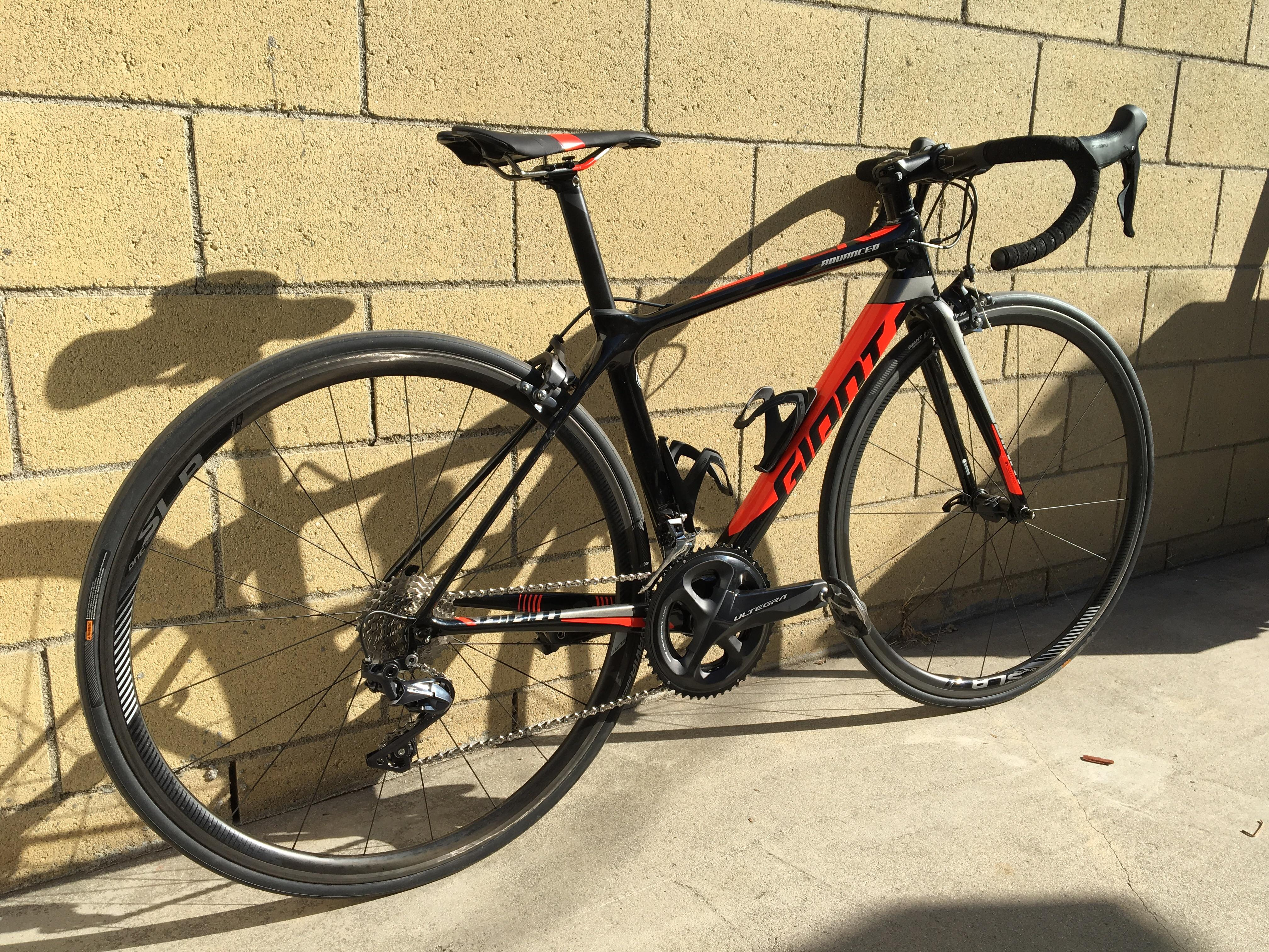 giant tcr advanced pro 1 disc 2018 review
