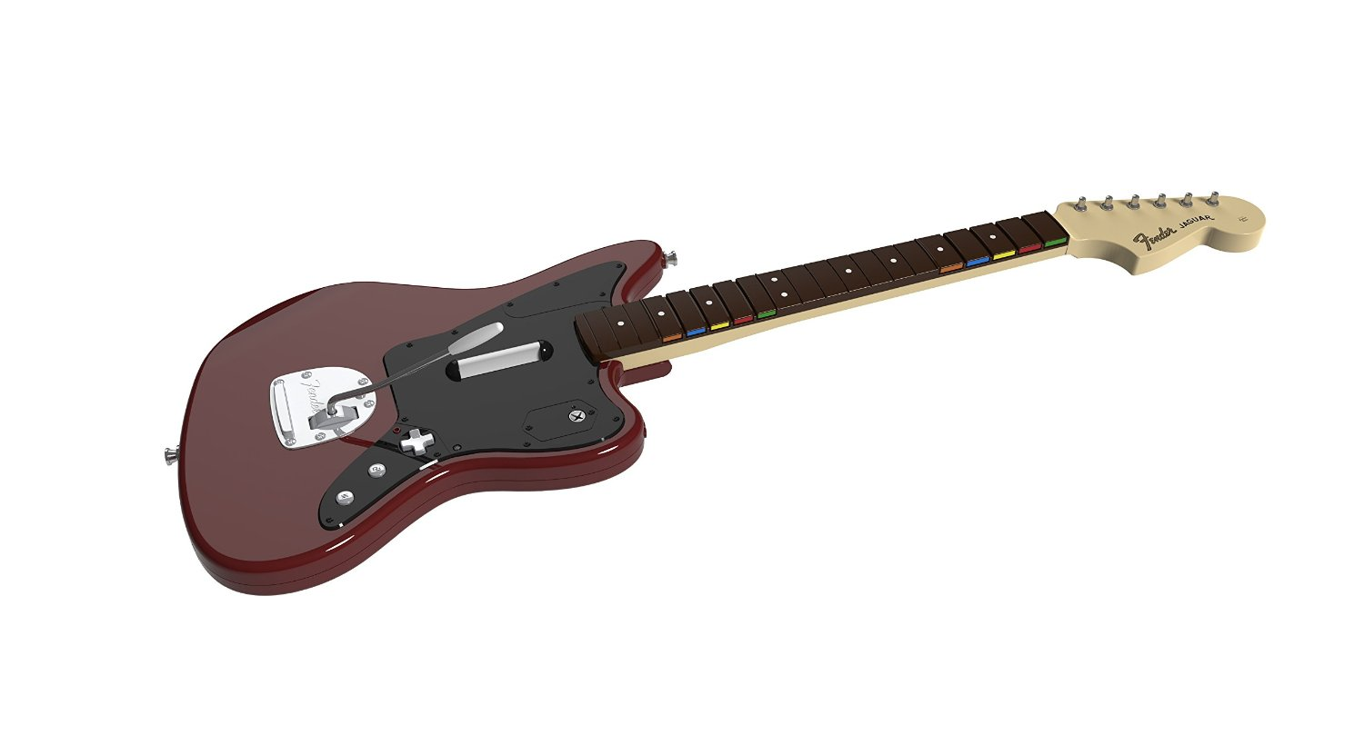 rock band jaguar guitar review
