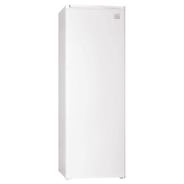 daewoo upright freezer white 245l review