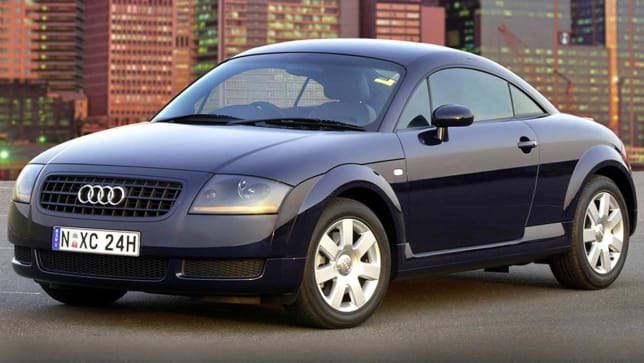 2003 audi tt roadster review