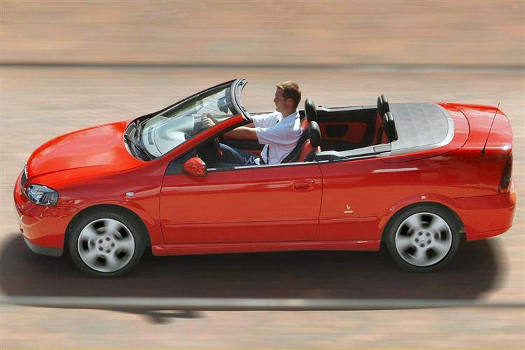 2005 holden astra convertible review