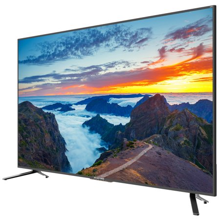 sceptre 65 class 4k 2160p led tv u650cv u review