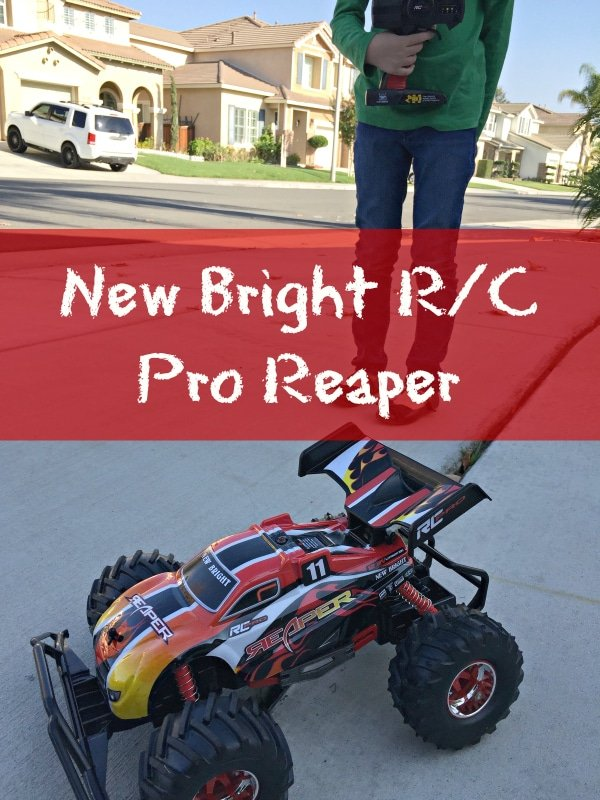new bright rc intruder review