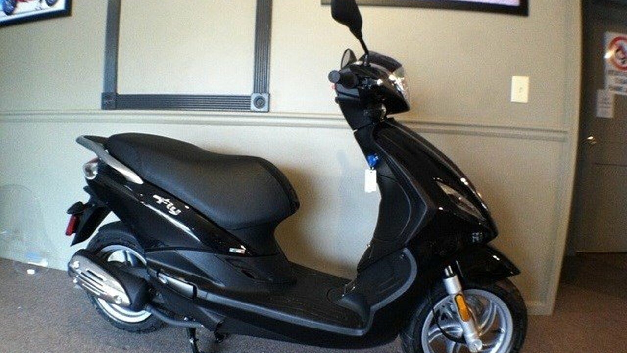 2010 piaggio fly 150 review