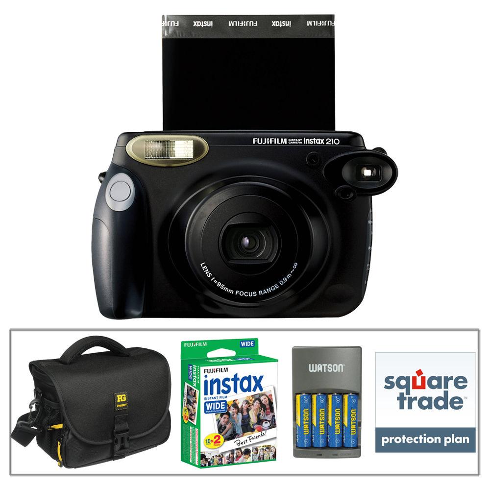 fujifilm instax 210 camera review