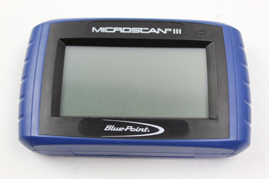 blue point microscan 3 review