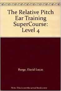 david lucas burge relative pitch review