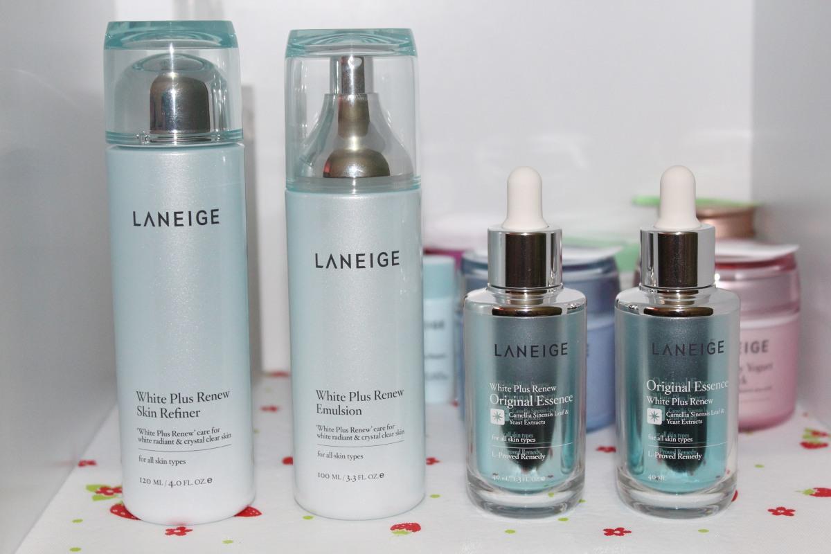 laneige white plus renew original essence ex review