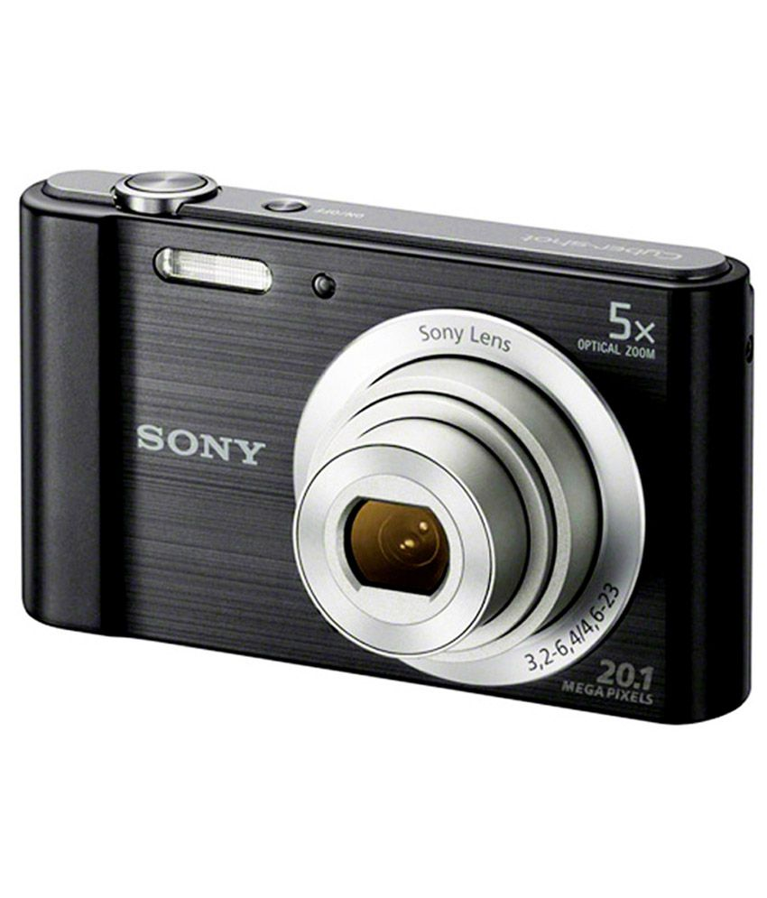 sony dsc w800 b review