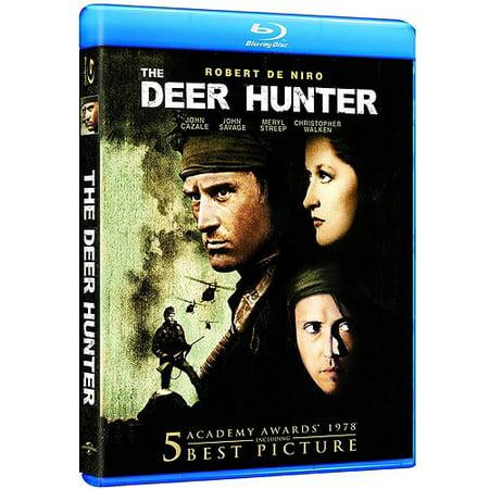 the deer hunter blu ray review
