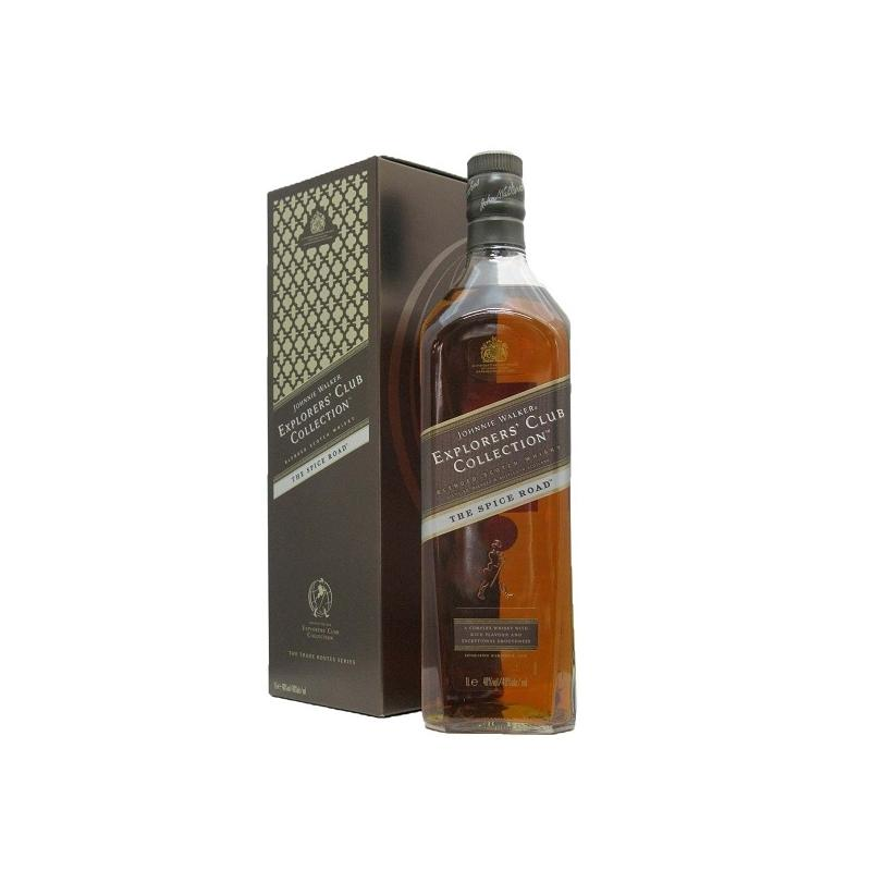 johnnie walker the spice road review