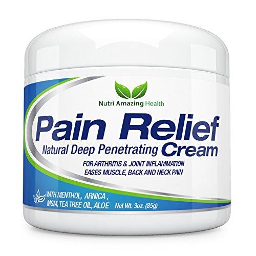 exit pain arthritis cream reviews