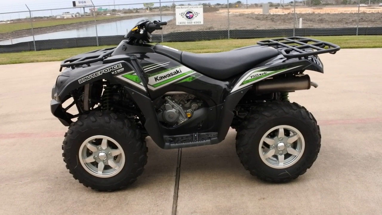 2017 kawasaki brute force 300 reviews