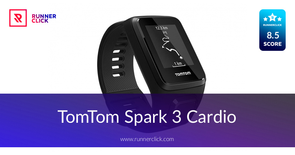 tomtom spark 3 cardio review
