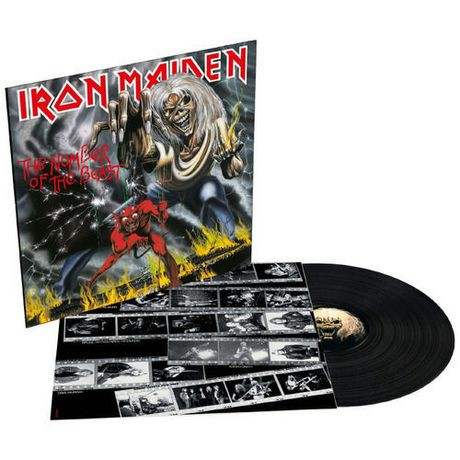 iron maiden vinyl reissues review