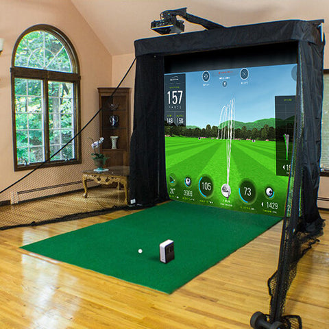 best golf simulators for home reviews