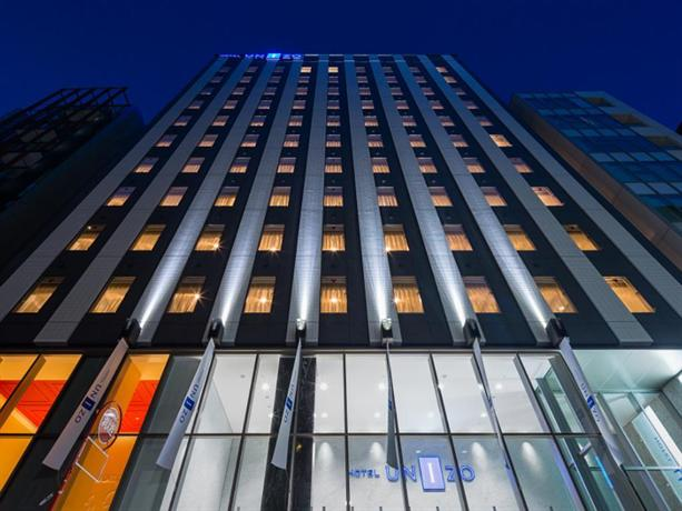 hotel unizo ginza itchome review