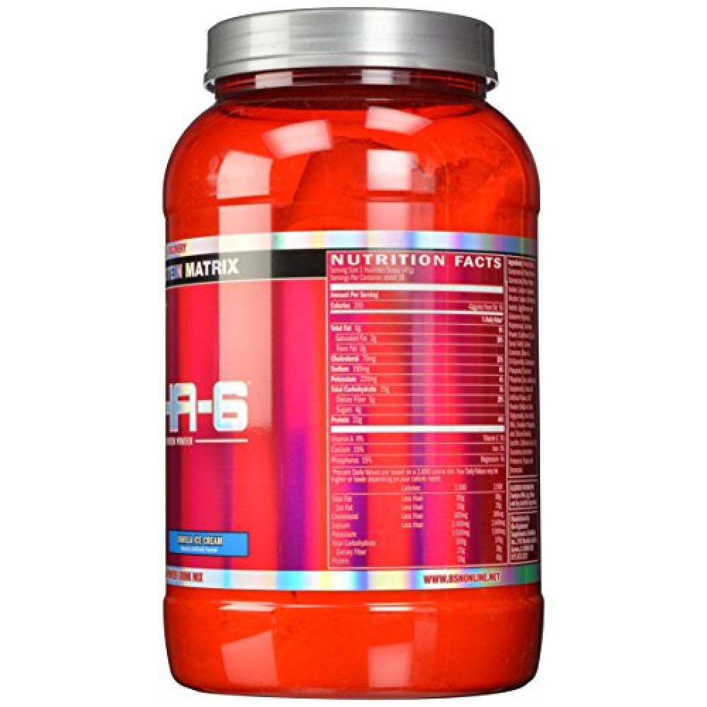 bsn syntha 6 whey protein review