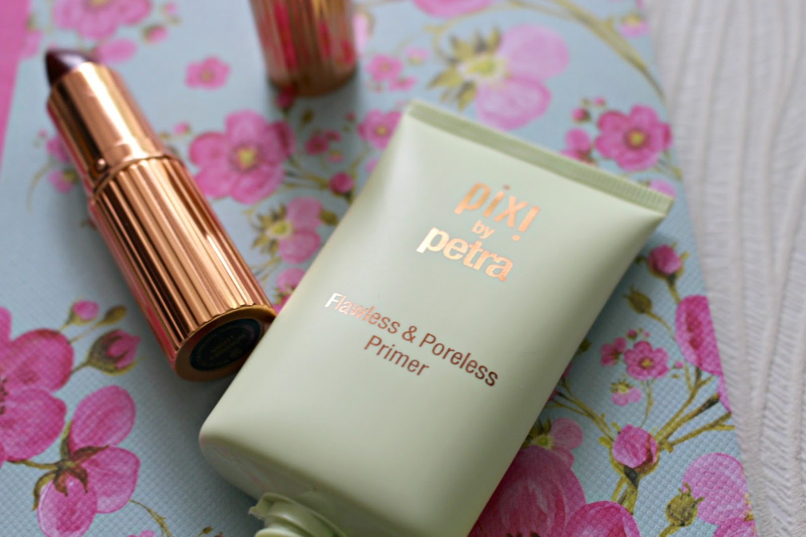 pixi flawless and poreless primer review