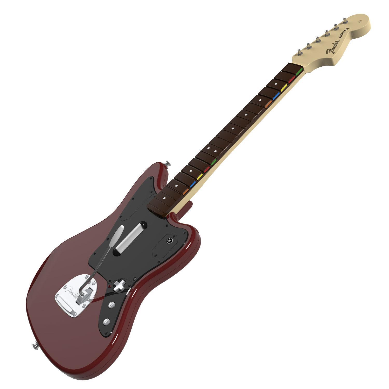 rock band jaguar guitar review