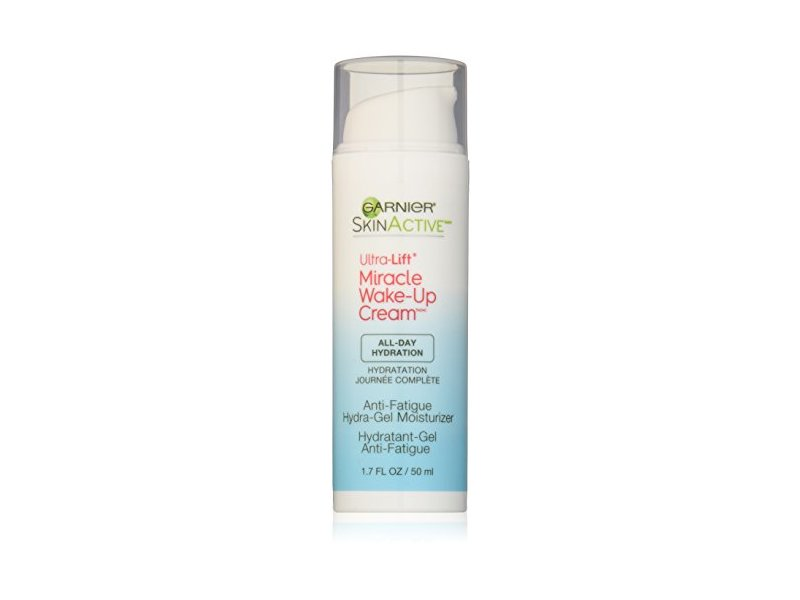 garnier skinactive miracle anti fatigue sleeping cream review