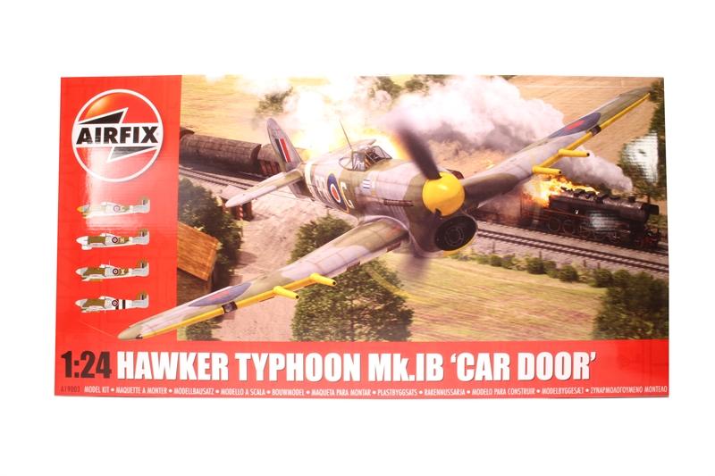 airfix 1 24 typhoon car door review