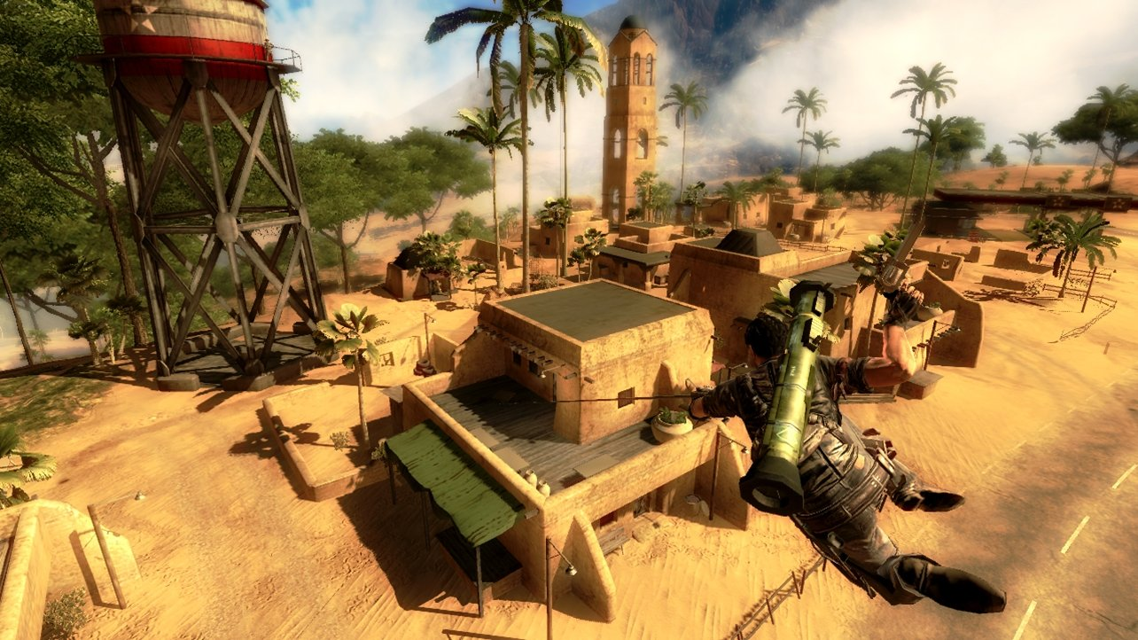 just cause 2 pc review