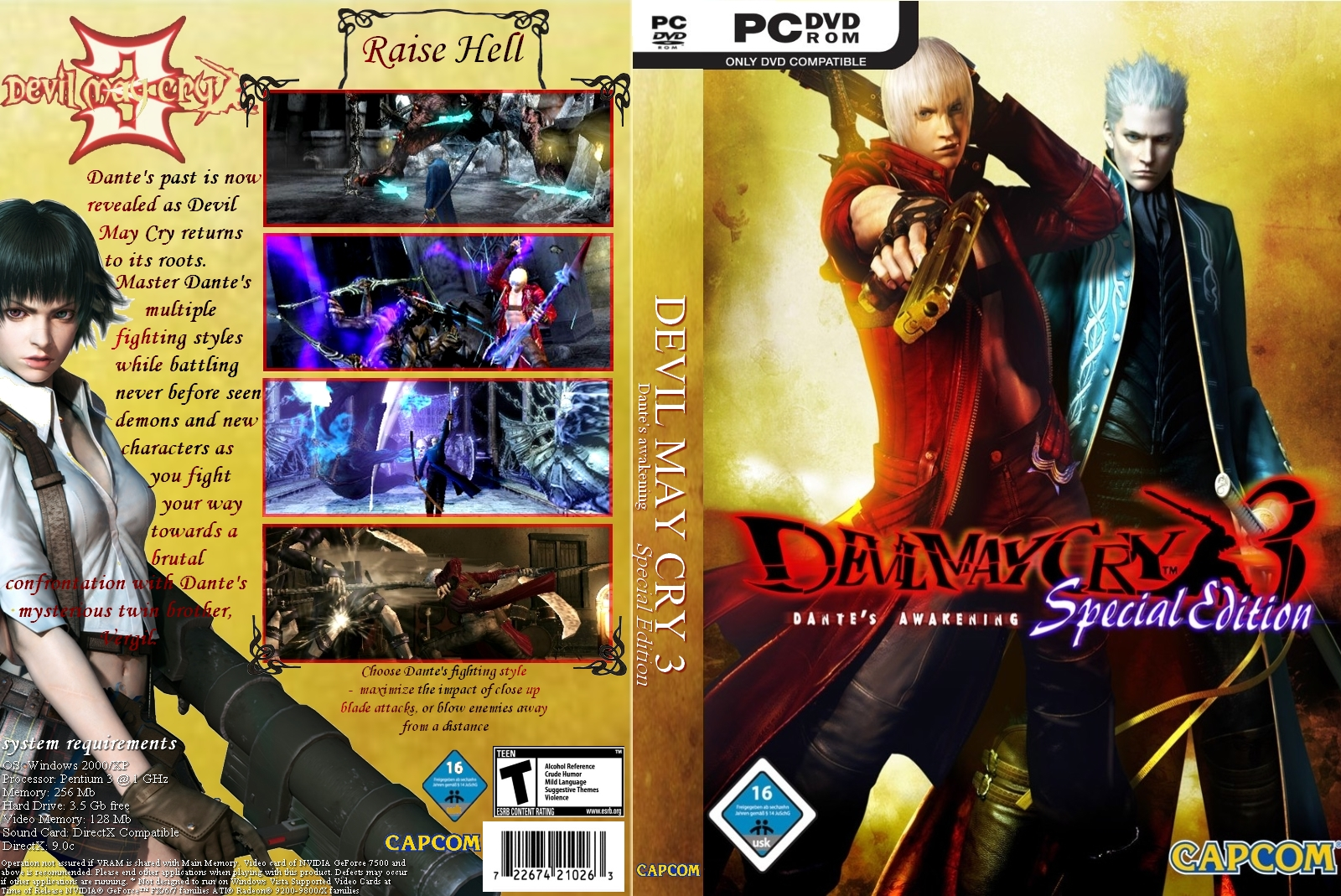 devil may cry review pc