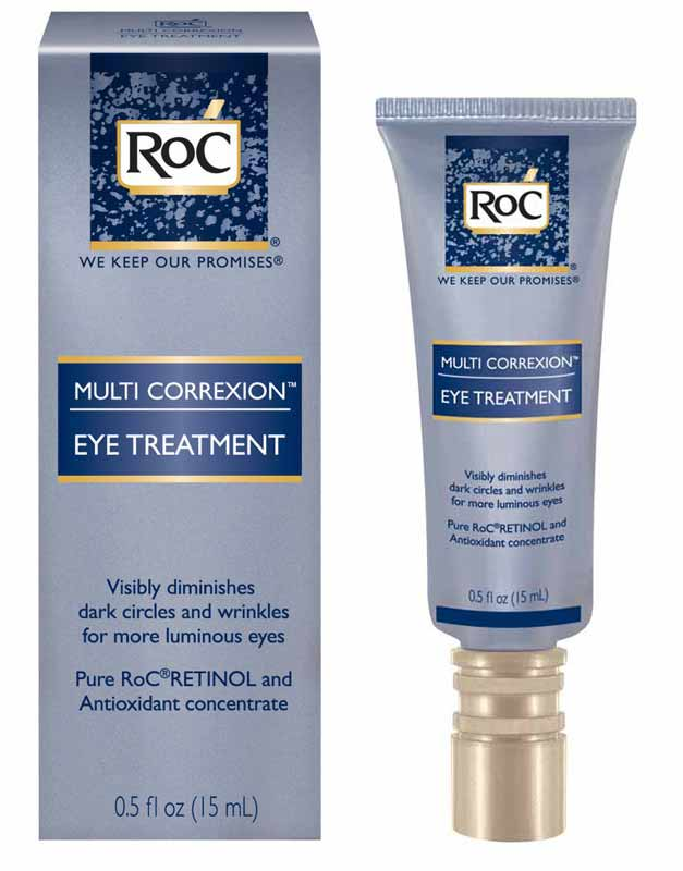 roc multi correxion eye treatment reviews