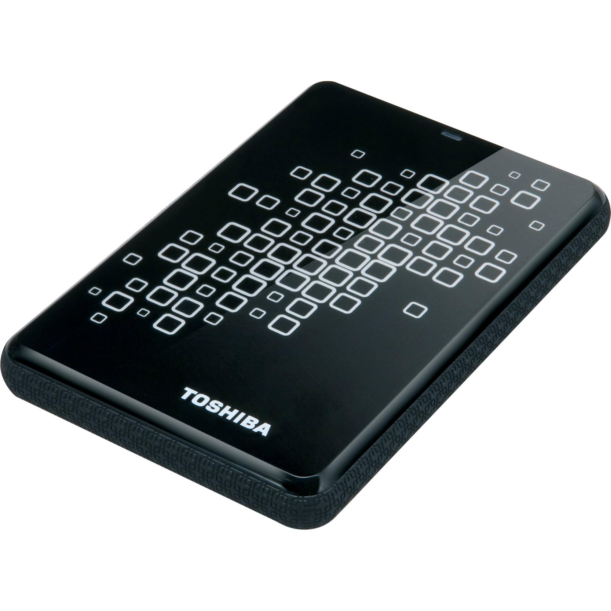 toshiba portable hard drive review