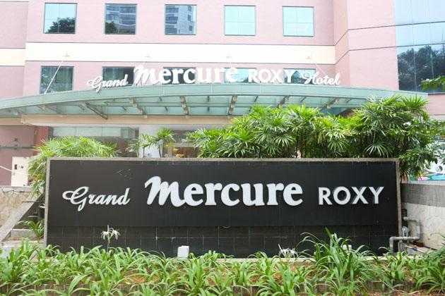 grand mercure roxy hotel review