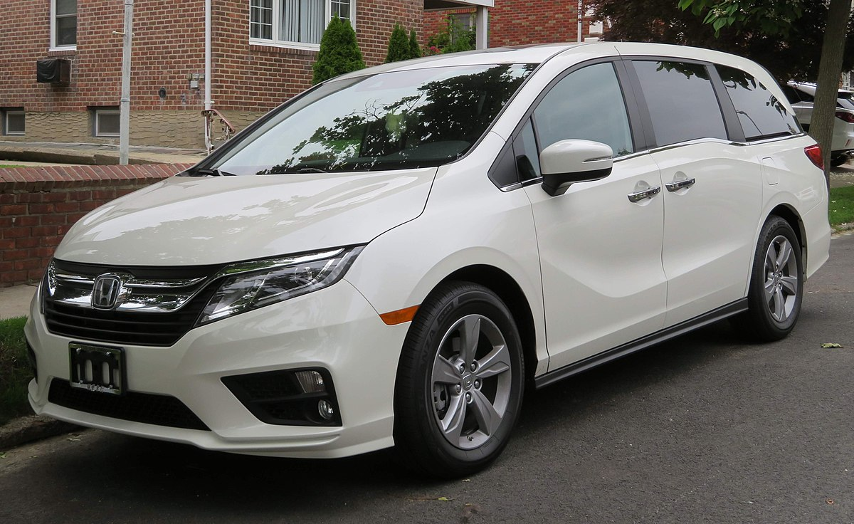 honda odyssey 4th generation review