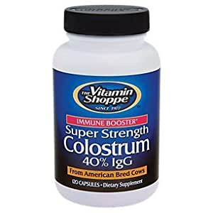 healthy care super colostrum review