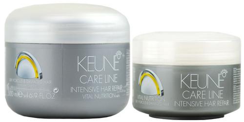 keune intensive hair repair review