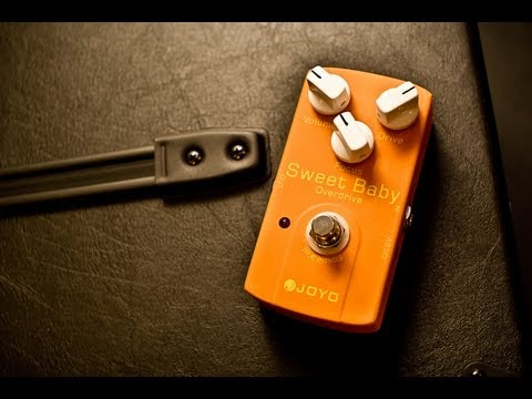 joyo sweet baby overdrive review