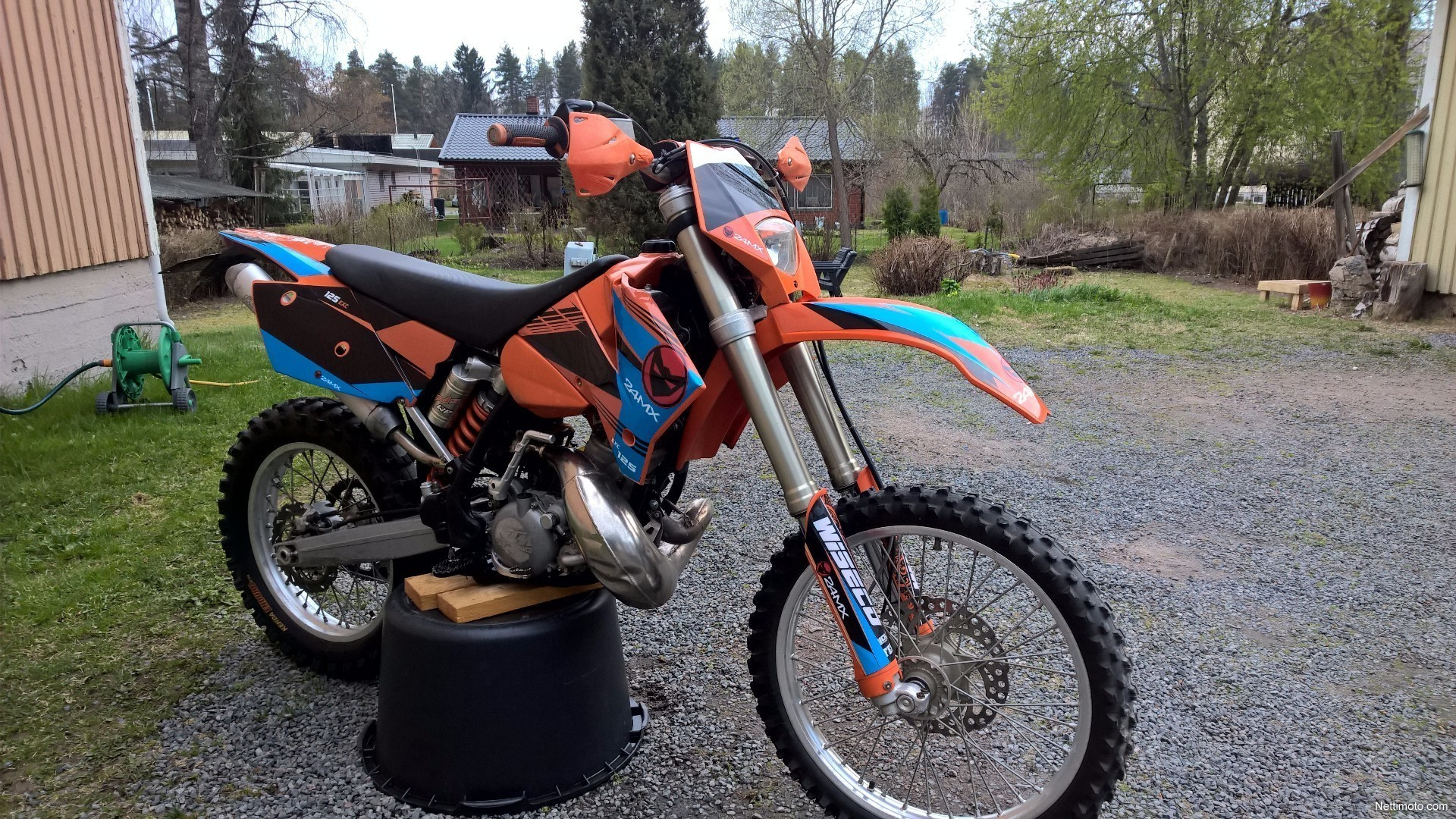 1998 ktm 200 exc review