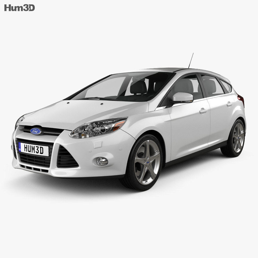 2011 ford focus hatchback review