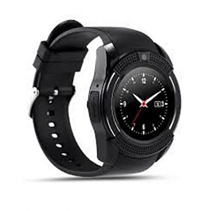 v8 bluetooth smart watch review