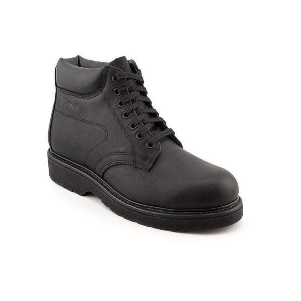 big mac steel toe work boots reviews