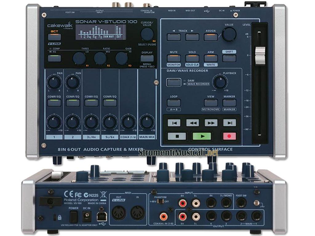 sonar v studio 100 review
