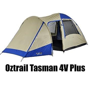 oztrail tasman 4v dome tent review