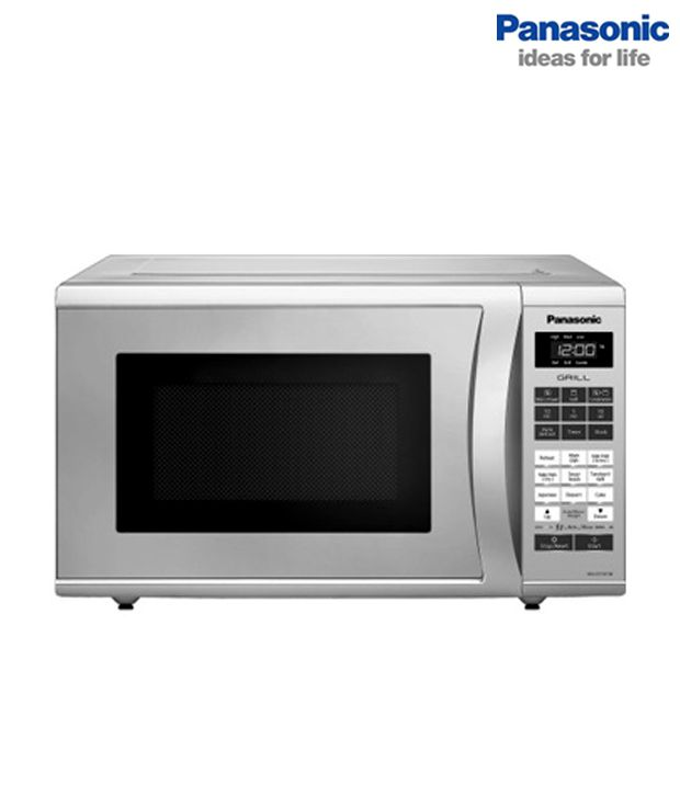 panasonic microwave with grill review