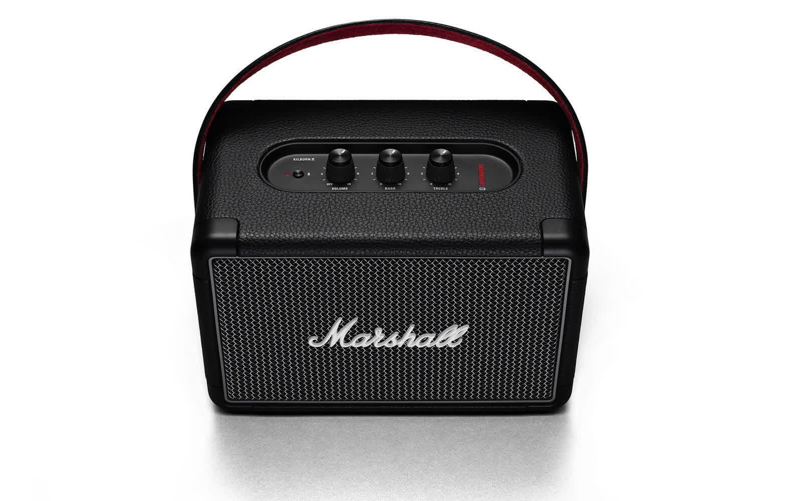 marshall kilburn bluetooth speaker review